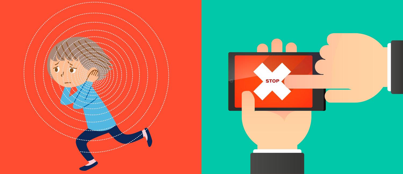 Krankheiten vermeiden mit Digital Detox